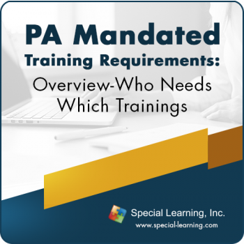 PA IBHS Training Requirements: Overview- Who Needs Which Trainings