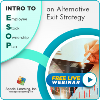 Intro to ESOP: an Alternative Exit Strategy (RECORDED)