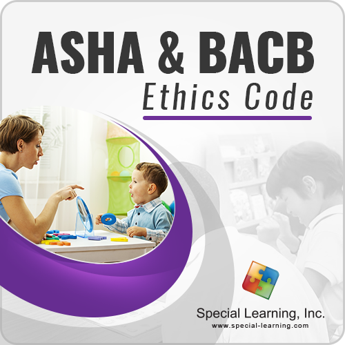 ASHA and BACB Ethics for Collaboration and Tele-Health (RECORDED): image 1