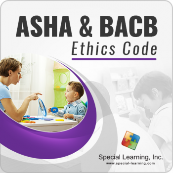 ASHA and BACB Ethics for Collaboration and Tele-Health (RECORDED)