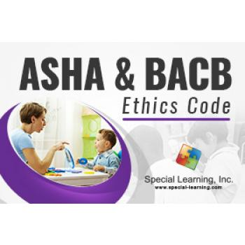 ASHA and BACB Ethics for Collaboration and Tele-Health (RECORDED): image 2