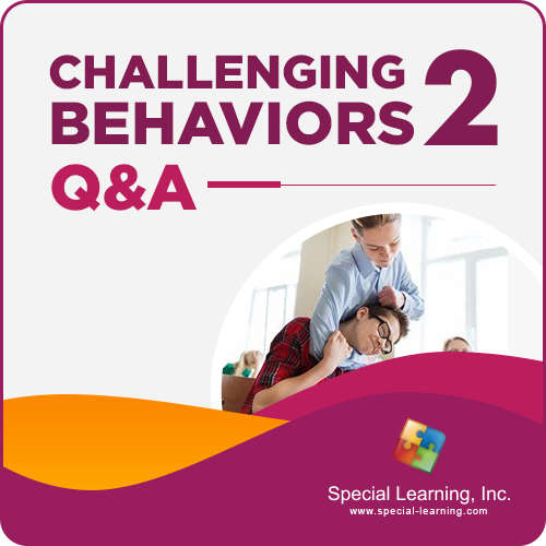 Challenging Behaviors in Schools Q&A II with Dr. Ronnie Detrich (LIVE July 15, 2020): image 1