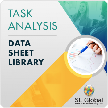 Task Analysis Data Sheet Library