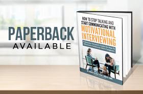 Motivational Interviewing Book (Paperback)