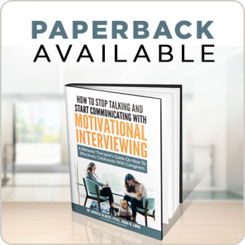 Motivational Interviewing Book (Paperback)