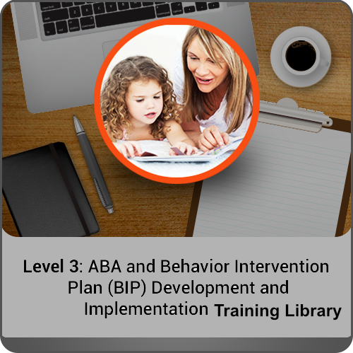 Level 3 ABA Training Library: image 1