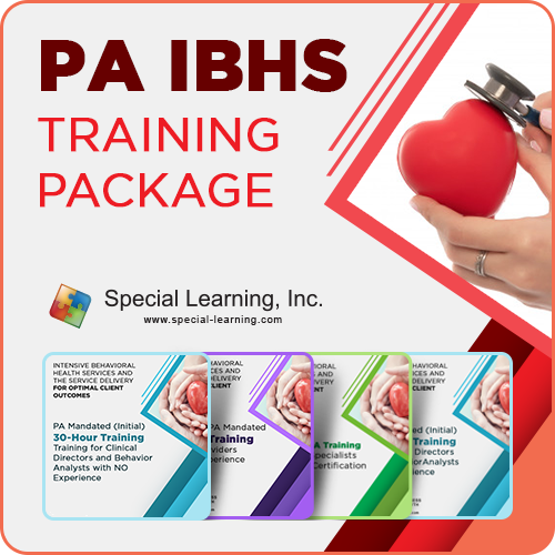 PA (IBHS) Training Package: image 1