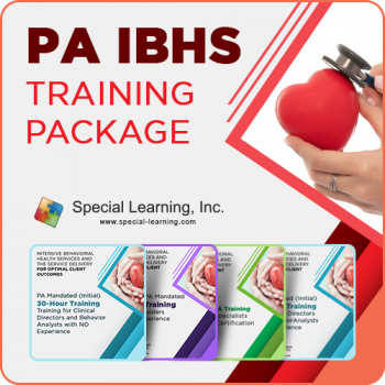 PA (IBHS) Training Package