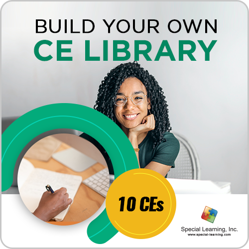Build Your Own CE Library- 10 CEs (ANNUAL Subscription): image 1
