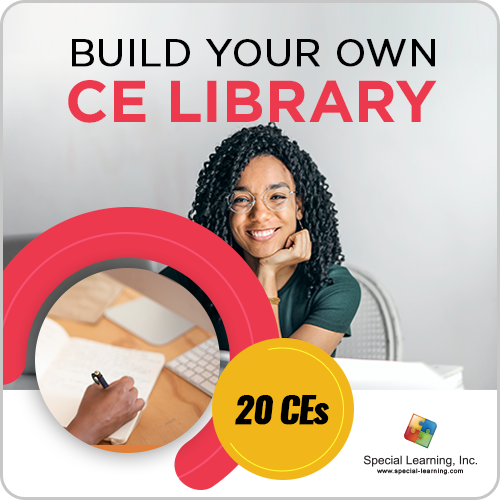 Build Your Own CE Library- 20 CEs (ANNUAL Subscription): image 1
