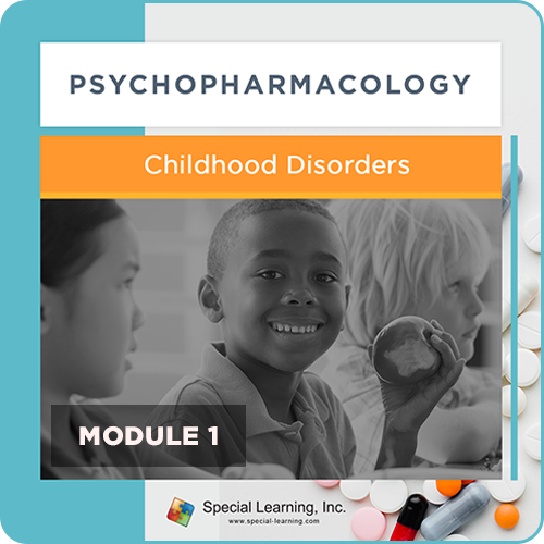Psychopharmacology Webinar Series Module 1: Overview of Psychopharmacology and Childhood Disorders (Recorded): image 1