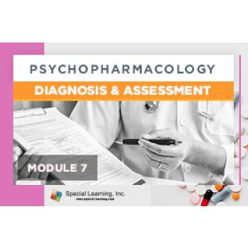 Psychopharmacology Webinar Series Module 7: Psychopharmacology: Diagnosis and Assessment (RECORDED): image 5