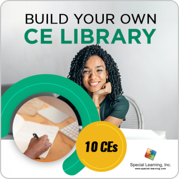 Build Your Own CE Library- Lorna Cochrane (10 CEs)