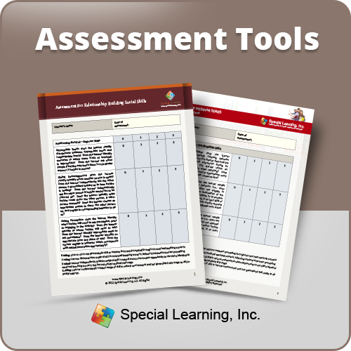 Assessment Tools Package: image 1