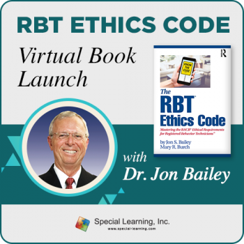 RBT Ethics Code Virtual Book Launch (Recorded)