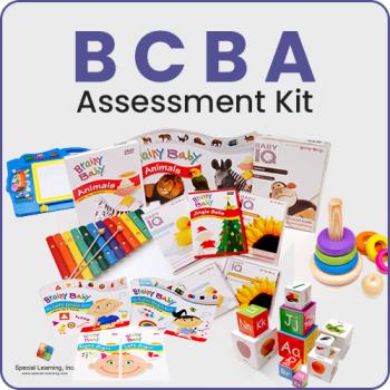SL BCBA Assessment Kit - PreAcademics and Early Language Development