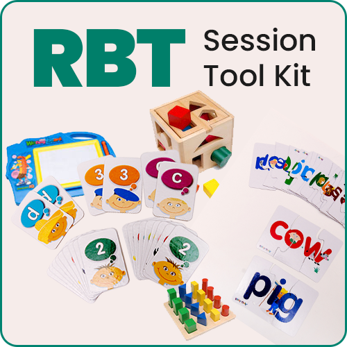 SL RBT Session Tool Kit - Everyday Materials to Improve your Sessions: image 1