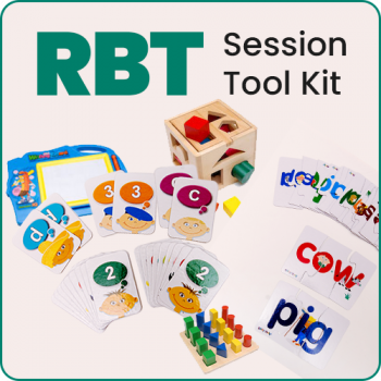 SL RBT Session Tool Kit - Everyday Materials to Improve your Sessions