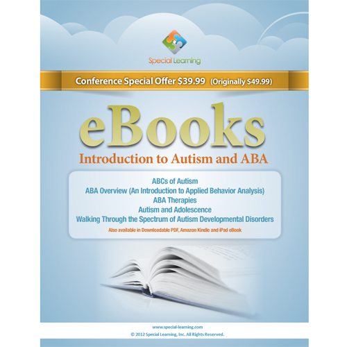 Introduction to Autism and ABA eBooks bundle: image 1
